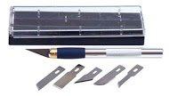 Schneidemesser mit Etui und Klingen · ART 0180 ·  Artesania Latina