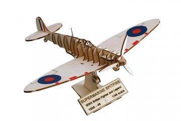 Spitfire · ART 0215 ·  Artesania Latina · 1:48