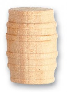 Fass, Buchsbaum 15mm Durchmesser · ART 8567 ·  Artesania Latina