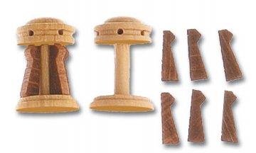 Ankerspill, Vertikal, 15mm, 2 Stück · ART 8580 ·  Artesania Latina