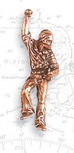 Figur, Kletternder Seemann, 2 Stück, Metall · ART 8741 ·  Artesania Latina