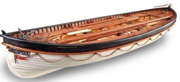 Rettungsboot der RMS Titanic · ART 9016 ·  Artesania Latina · 1:35