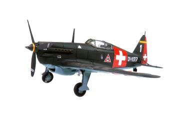 Morane D-3801 (1944) J-177 Bulldog · ARW 881451 ·  Arwico Collector Edition · 1:72