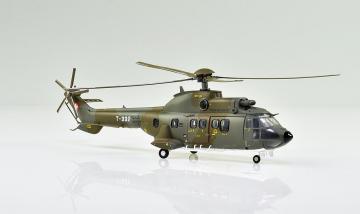 Cougar AS532 (Super Puma) Swiss Air Force T-332 · ARW 881505 ·  Arwico Collector Edition · 1:72