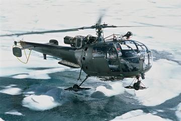 Alouette III - Armee olive V-271 · ARW 881520 ·  Arwico Collector Edition · 1:72