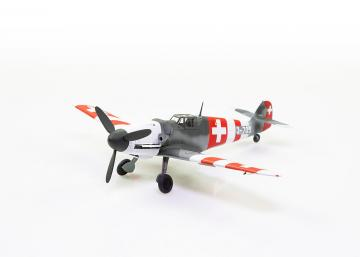 Messerschmitt Me 109 G-6(1945) J-705 · ARW 881555 ·  Arwico Collector Edition · 1:72