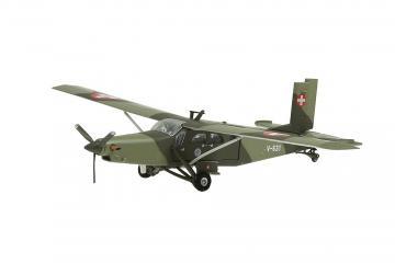V-631 Pilatus PC-6 TurboPorter Swiss Air Force · ARW 881603 ·  Arwico Collector Edition · 1:72