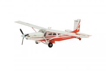 V-622 Pilatus PC-6 TurboPorter Patrouille Suisse Feli · ARW 881605 ·  Arwico Collector Edition · 1:72