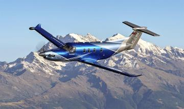 Pilatus PC-12 NGX LE · ARW 881681 ·  Arwico Collector Edition · 1:72