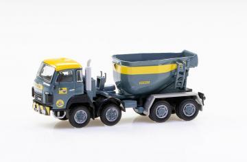 Saurer D330 Betonmulde Dozza AG · ARW 882305 ·  Arwico Collector Edition · 1:87