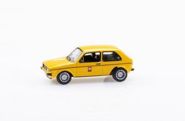 VW Golf PTT · ARW 882502 ·  Arwico Collector Edition · 1:87
