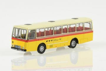 Saurer Omnibus 3DUK Version PTT · ARW 882604 ·  Arwico Collector Edition · 1:87