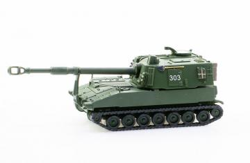 Panzerhaubitze M-109 Jg74 Langrohr uni K-Nr. 303 · ARW 885013 ·  Arwico Collector Edition · 1:87