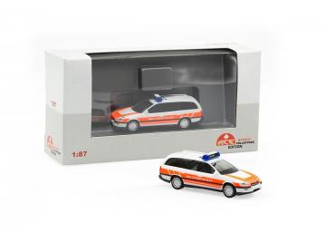 Opel Omega Militärpolizei · ARW 885107 ·  Arwico Collector Edition · 1:87