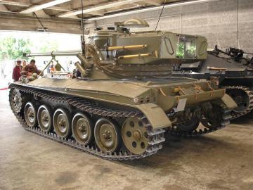 L Pz 51 - AMX-13 ohne Turmnummer · ARW 885202 ·  Arwico Collector Edition · 1:87