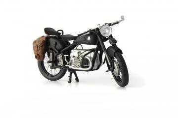 Motorrad Condor A 580-1 Schweizer Armee · ARW 886003 ·  Arwico Collector Edition · 1:18
