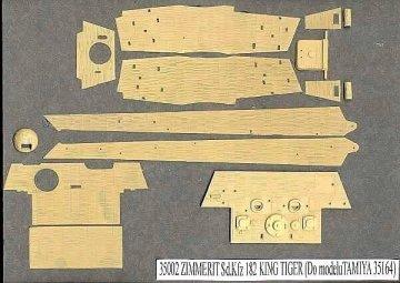 KING TIGER, Sd.Kfz.182 · AT 35002 ·  Atak Model · 1:35