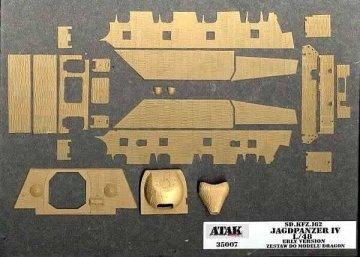 JAGDPANZER IV L/48, Sd.Kfz.162 · AT 35007 ·  Atak Model · 1:35