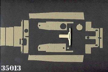 TIGER I Mid Production, Sd.Kfz.181 · AT 35013 ·  Atak Model · 1:35
