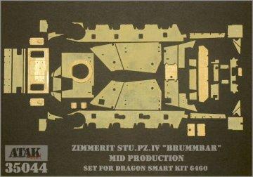 BRUMBAR Mid Production · AT 35044 ·  Atak Model · 1:35