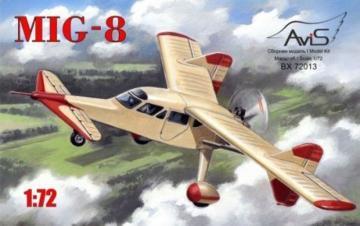 Mikoyan MiG-8 · AVIS 72013 ·  Avis · 1:72