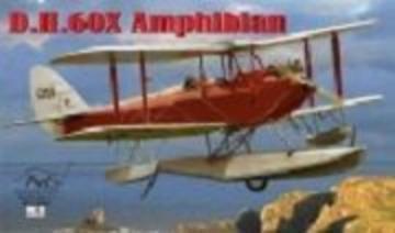 DH-60X Amphibian · AVIS 72028 ·  Avis · 1:72