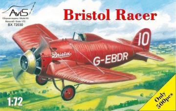 Bristol Type 72 Racer · AVIS 72030 ·  Avis · 1:72