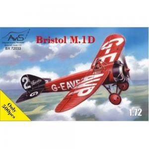 Bristol M.1D · AVIS 72033 ·  Avis · 1:72