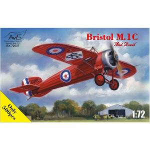 Bristol M.1C Red Devil · AVIS 72037 ·  Avis · 1:72