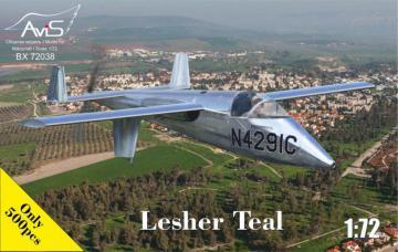 Lesher Teal · AVIS 72038 ·  Avis · 1:72