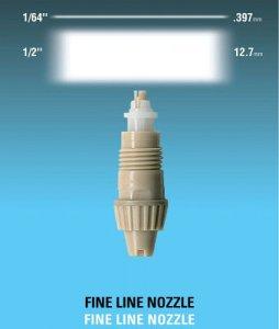 Düse Fineline · AZ 349304 ·  Aztek Airbrush