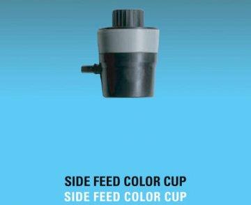 Side Feed Cup · AZ 349308 ·  Aztek Airbrush