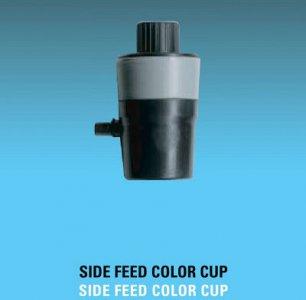 Side Feed Cup · AZ 349309 ·  Aztek Airbrush