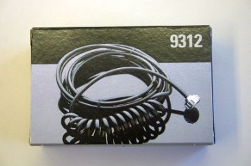 Luftschlauch, spiralförmig · AZ 349312 ·  Aztek Airbrush