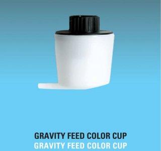 Gravity Feed Cup · AZ 349348 ·  Aztek Airbrush