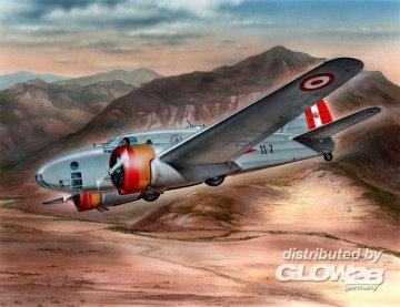 Caproni Ca.310 in Peru · AZU A065 ·  Azur · 1:72