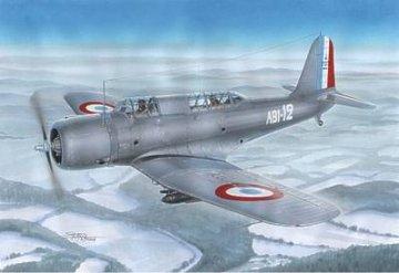 V-156F Vindicator French Navy · AZU A084 ·  Azur · 1:48