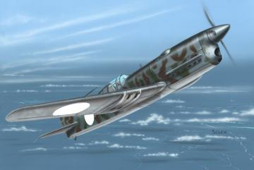 Caudron C.714C.1 Finnish Service · AZU A091 ·  Azur · 1:32