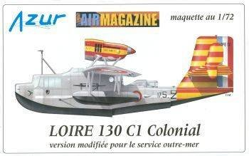 Loire C.130C ´´Coloniale version´´ · AZU AIR002 ·  Azur · 1:72