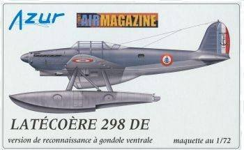 Latecoere 298 DE · AZU AIR003 ·  Azur · 1:72