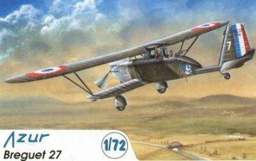 Breguet 27 · AZU AZU-72 027 ·  Azur · 1:72