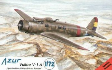 Vultee V-1 · AZU AZU-72 038 ·  Azur · 1:72
