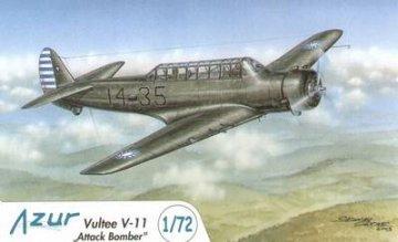 Vultee V-11 · AZU AZU-72 039 ·  Azur · 1:72