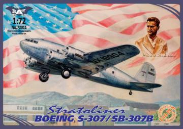 Boeing S-307/SB-307B · BAT 72011 ·  BAT Project · 1:72