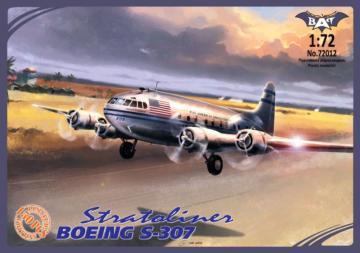 Boeing S-307 · BAT 72012 ·  BAT Project · 1:72