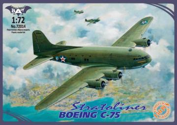 Boeing C75 · BAT 72014 ·  BAT Project · 1:72