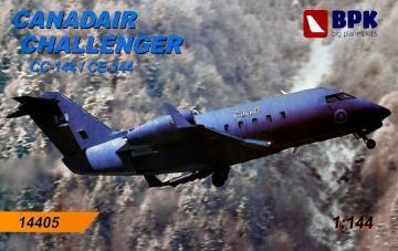Canadair Challenger CC-144/CE-144 · BPK 14405 ·  Big Planes Kits · 1:144