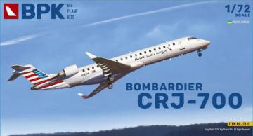 Bombardier CRJ-700 American Eagle · BPK 7215 ·  Big Planes Kits · 1:72