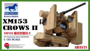XM153 CROWS II · BRON AB3571 ·  Bronco Models · 1:35