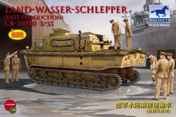 Landwasserschlepper (late Production) · BRON CB35020 ·  Bronco Models · 1:35